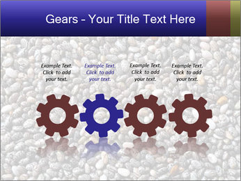 Chia seeds PowerPoint Template - Slide 48