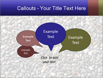 Chia seeds PowerPoint Template - Slide 73