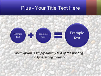 Chia seeds PowerPoint Template - Slide 75
