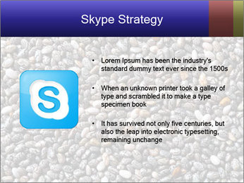Chia seeds PowerPoint Template - Slide 8