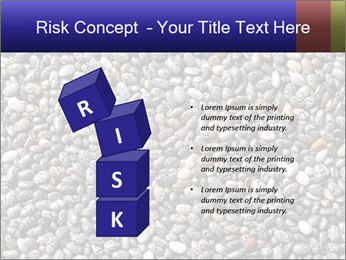 Chia seeds PowerPoint Template - Slide 81