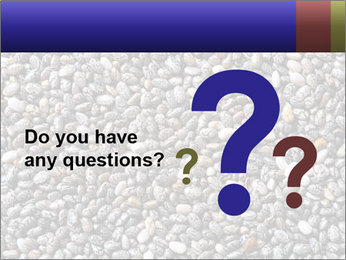 Chia seeds PowerPoint Templates - Slide 96
