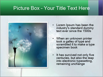 Abstract faded PowerPoint Templates - Slide 13