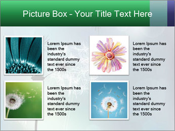 Abstract faded PowerPoint Templates - Slide 14