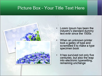 Abstract faded PowerPoint Templates - Slide 20