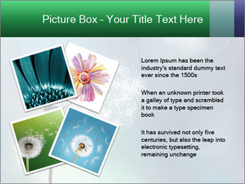 Abstract faded PowerPoint Templates - Slide 23