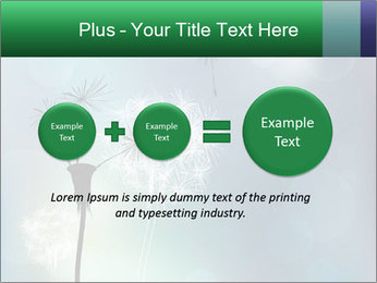 Abstract faded PowerPoint Templates - Slide 75