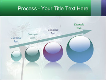 Abstract faded PowerPoint Templates - Slide 87