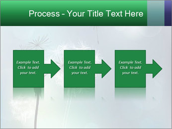 Abstract faded PowerPoint Templates - Slide 88
