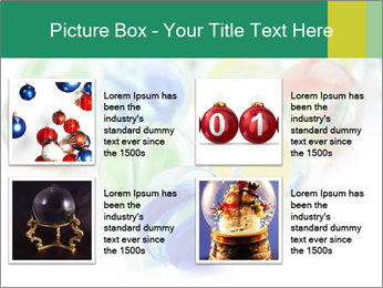 Colourful toy PowerPoint Template - Slide 14