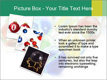 Colourful toy PowerPoint Template - Slide 17