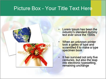 Colourful toy PowerPoint Template - Slide 20