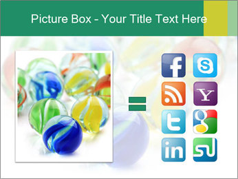 Colourful toy PowerPoint Template - Slide 21