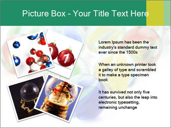 Colourful toy PowerPoint Template - Slide 23