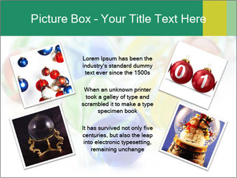 Colourful toy PowerPoint Template - Slide 24
