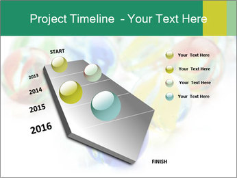 Colourful toy PowerPoint Template - Slide 26