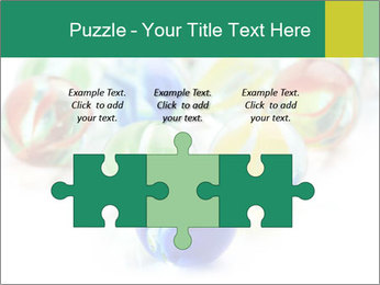 Colourful toy PowerPoint Template - Slide 42