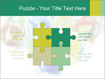Colourful toy PowerPoint Template - Slide 43