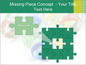 Colourful toy PowerPoint Template - Slide 45