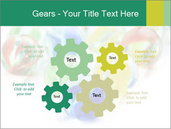 Colourful toy PowerPoint Template - Slide 47