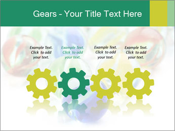 Colourful toy PowerPoint Template - Slide 48