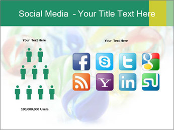 Colourful toy PowerPoint Templates - Slide 5