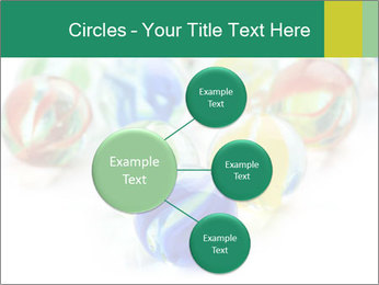 Colourful toy PowerPoint Template - Slide 79
