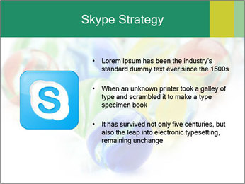Colourful toy PowerPoint Template - Slide 8