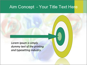 Colourful toy PowerPoint Template - Slide 83