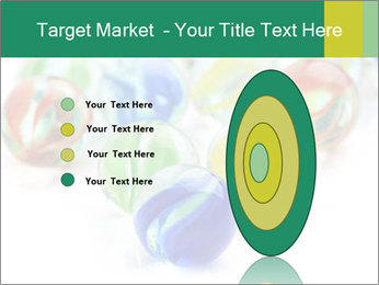 Colourful toy PowerPoint Template - Slide 84