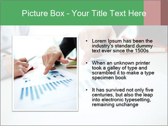Business document PowerPoint Template - Slide 13