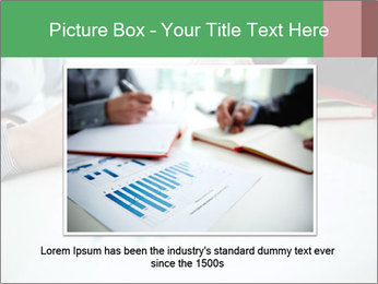 Business document PowerPoint Template - Slide 15