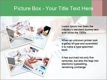 Business document PowerPoint Template - Slide 23