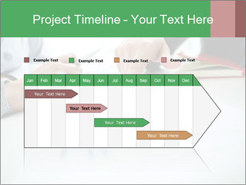 Business document PowerPoint Template - Slide 25
