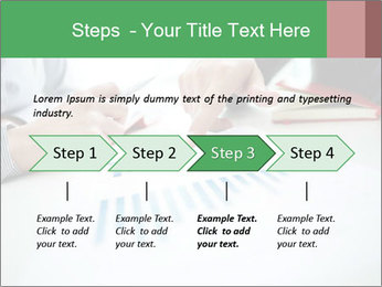 Business document PowerPoint Template - Slide 4