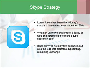 Business document PowerPoint Template - Slide 8
