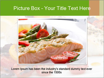 Pan fried halibut PowerPoint Template - Slide 15