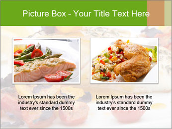 Pan fried halibut PowerPoint Template - Slide 18