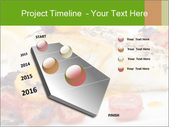 Pan fried halibut PowerPoint Template - Slide 26