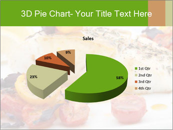Pan fried halibut PowerPoint Template - Slide 35
