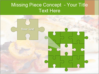 Pan fried halibut PowerPoint Template - Slide 45