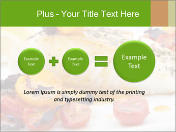 Pan fried halibut PowerPoint Template - Slide 75