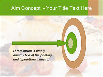 Pan fried halibut PowerPoint Template - Slide 83