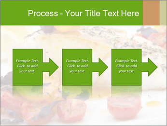 Pan fried halibut PowerPoint Template - Slide 88
