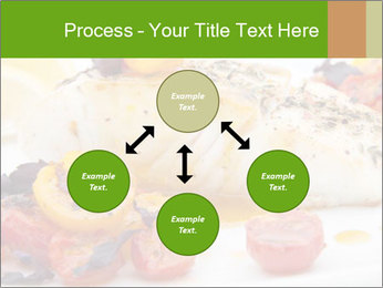 Pan fried halibut PowerPoint Template - Slide 91