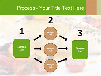 Pan fried halibut PowerPoint Template - Slide 92