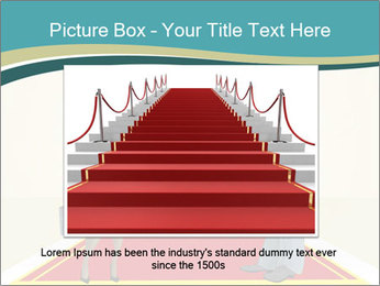 Businessman and business woman PowerPoint Templates - Slide 15