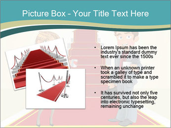 Businessman and business woman PowerPoint Templates - Slide 20