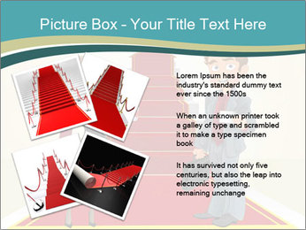 Businessman and business woman PowerPoint Templates - Slide 23