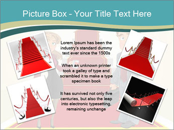 Businessman and business woman PowerPoint Templates - Slide 24